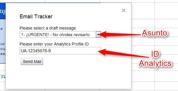 email tracker enviar email