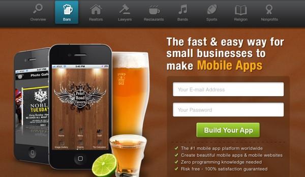 bizness 6 excelentes opciones para crear apps móviles sin saber programar