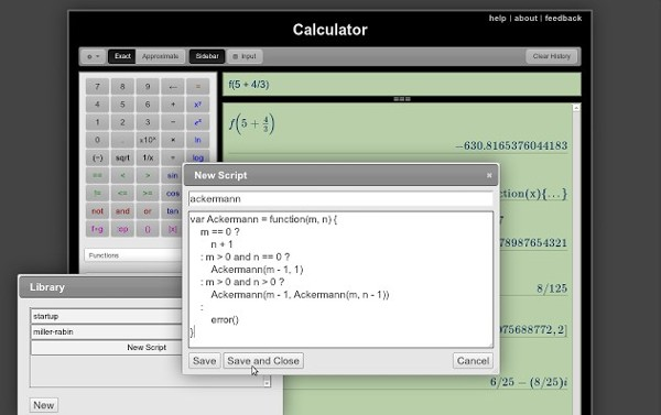 9 scientific calculator