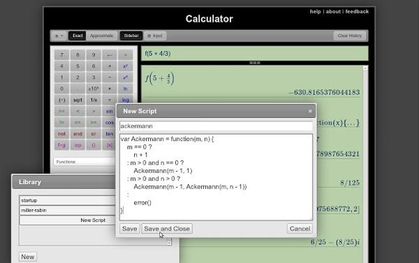 9 scientific calculator