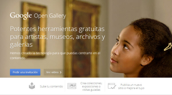 Google Open Galery