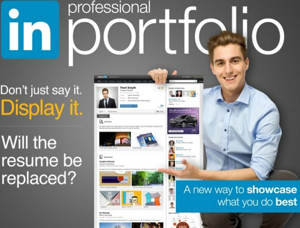 portafolio profesional linkedin