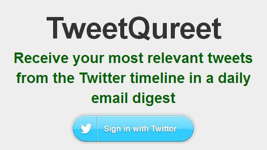 TweetQureet