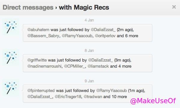 MagicRecs