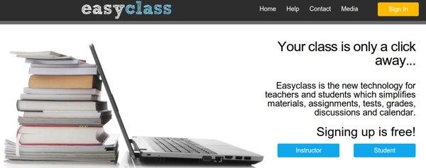 easyclass Las 50 mejores herramientas online y gratuitas para profesores en 2014