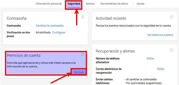 google plus permisos 1