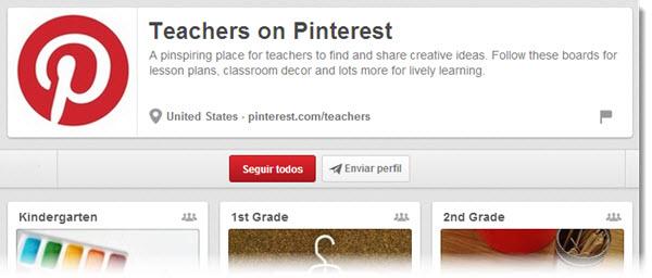 pinterest educacion