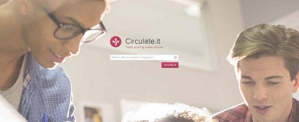 Circulate.it