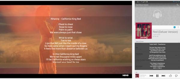 YouTube lyrics Lyrics4tube