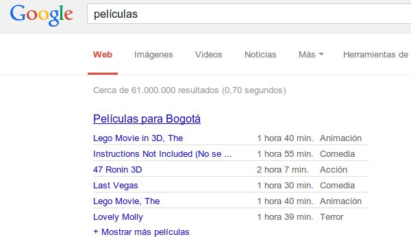 peliculas google seo