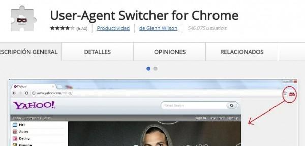 user-agent