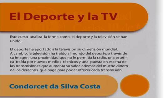 El deporte y la Tv