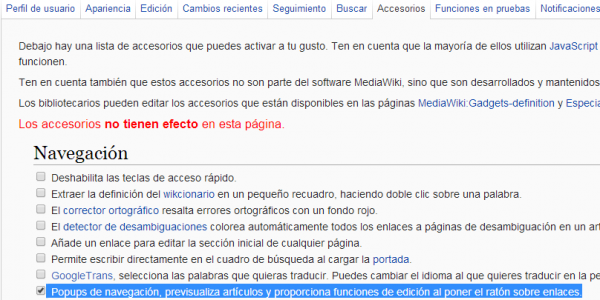 popups wikipedia enlaces emergentes