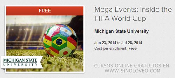 Curso sobre la Copa Mundial FIFA 2014