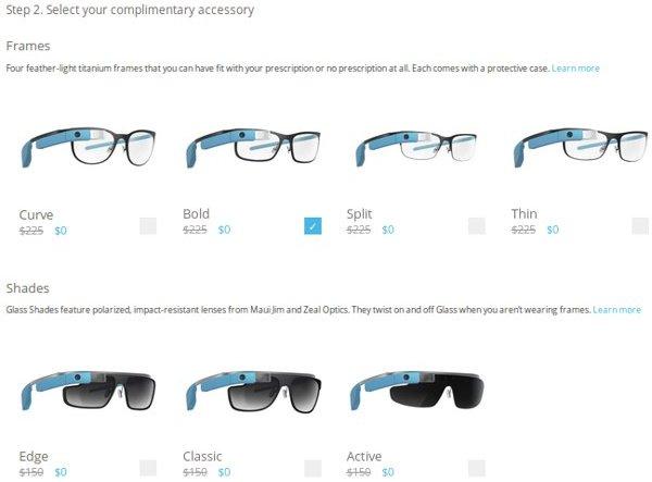 comprar accesorios google glass 1
