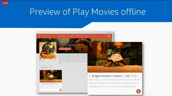 google play movies offline