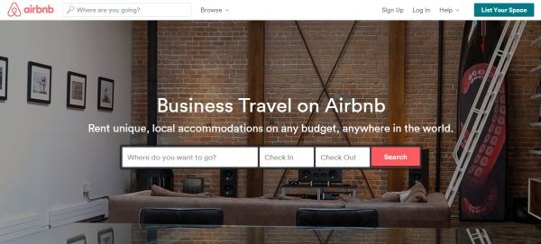 Business Travel on Airbnb