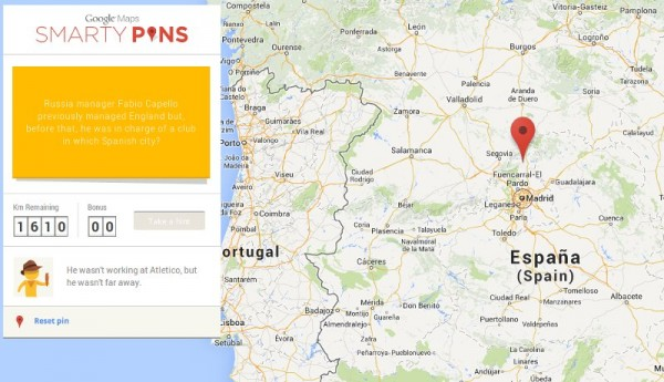 smarty pins juego geografia maps