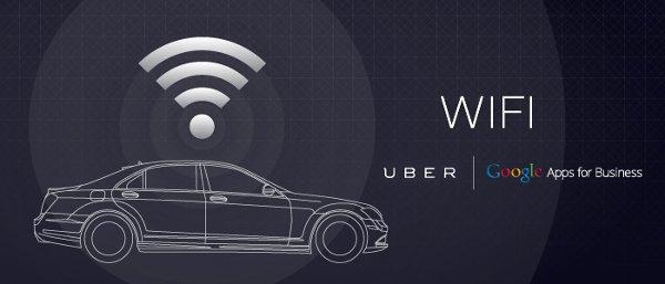 wifi gratis carros uber google