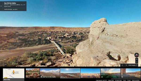 street view game of thrones
