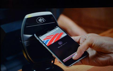Apple Pay tarjetas de credito