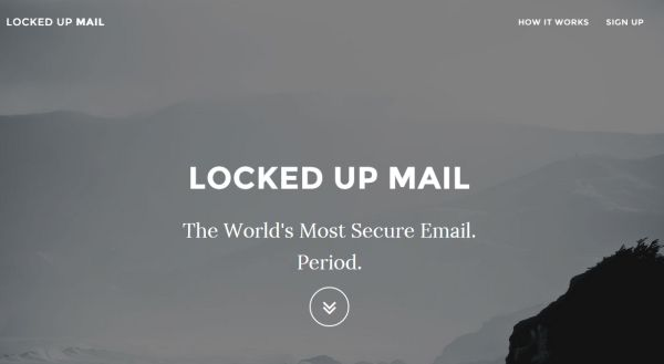 Locked Up Mail