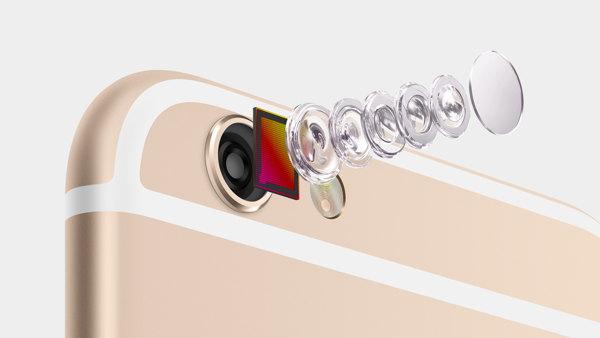 camaras iphone 6