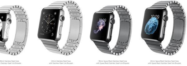 correas metalicas apple watch