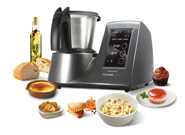 Lista de gadgets y otras novedades presentadas en ifa 2014 for Cocina inteligente
