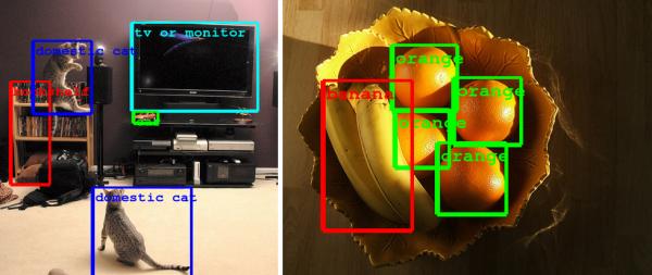reconocimiento de objetos en imágenes