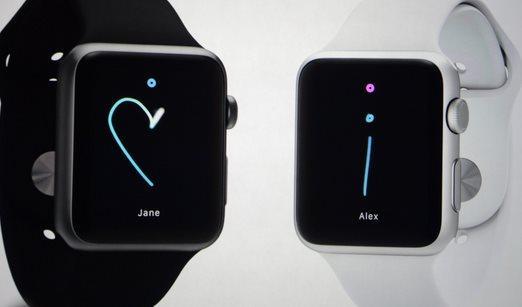 relojes apple se comunican entre ellos