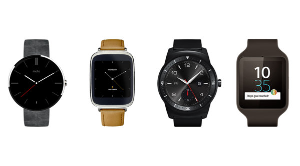 relojes google android wear