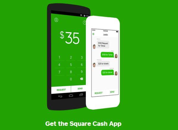 Square Cash iOS