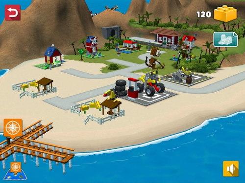 lego islands creator