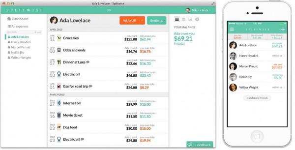 Aplicaciones para dividir gastos entre compa eros de piso - Aplicaciones para buscar piso ...