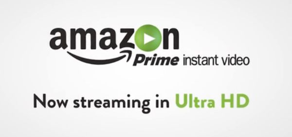 Amazon Prime Instant Video UHD