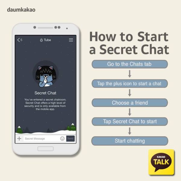 Chat Secreto