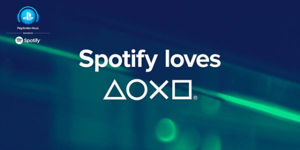 Spotify le encanta PlayStation Network