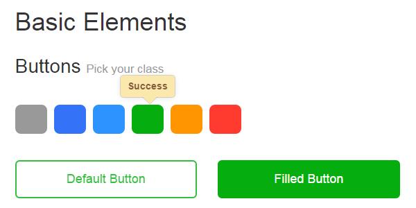 Completa el trabajo: Un gran paquete de elementos Web para tu próximo proyecto