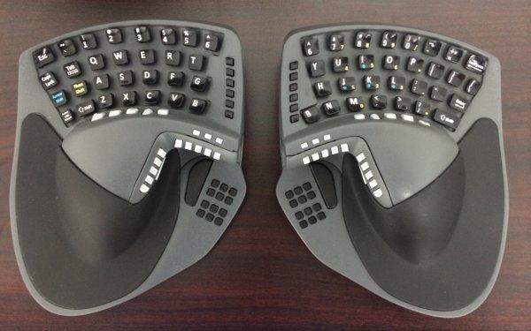 keymouse mouse y teclado separados
