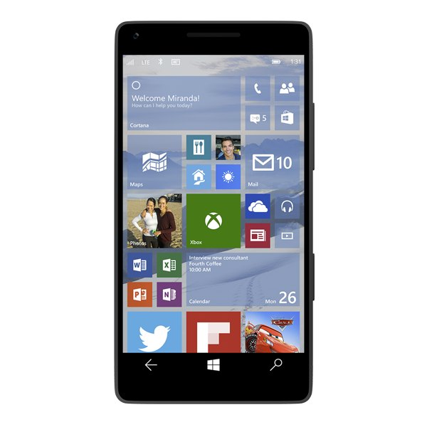 windows 10 moviles