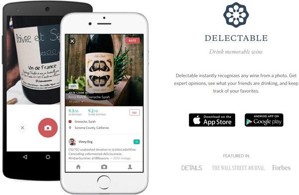 detectable wine