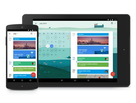 Google Calendar para Android