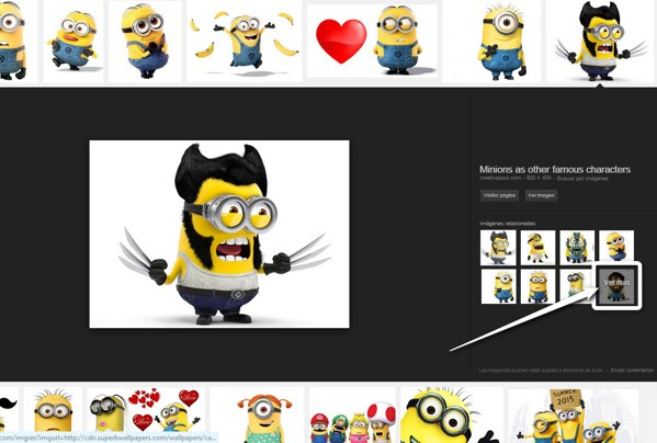 minions google imagenes