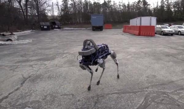 spot robot boston dynamics