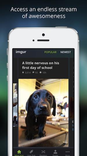 Imgur iOS