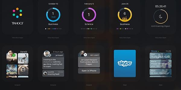 Paquete De Diseño Para Apple Watch En Sketch Y PSD
