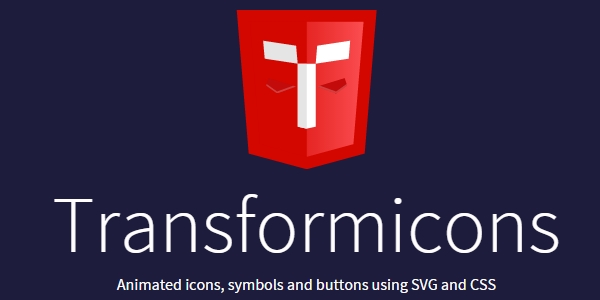 Transformicons: Elementos Animados Con SVG Y CSS