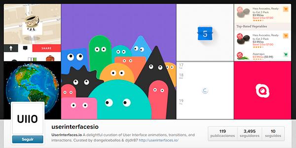 Userinterfaces.io: Una Gran Colección De Interfaces Para Tu Inspiración