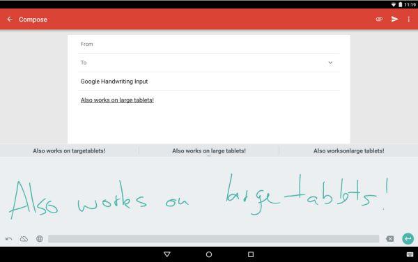 GoogleHandwritingInput
